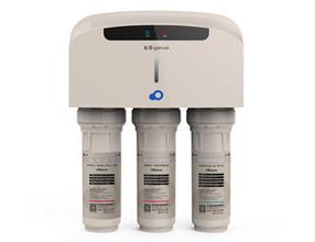 沁园家用5级过滤反渗透纯水机